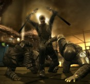 Deus Ex: Human Revolution, combat au corps à corps