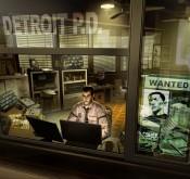 Deus Ex: Human Revolution, poste de police