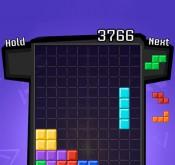 Jeu vidéo Tetris sur la plateforme Android : mode marathon