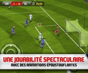 FIFA SOCCER 12 (FIFA 12) maintenant pour iPhone