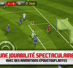 FIFA SOCCER 12 (FIFA 12) maintenant pour iPhone