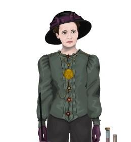 Marie Curie: jeux de fille et quiz en son honneur