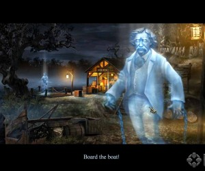 Mark Twain : Midnight Mysteries 3 avec Mark Twain offert en rabais