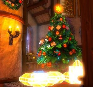 Dungeon Defenders et les mana de Noël