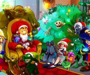 Dungeon Defenders : des nouveautés pour Noël