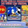 Sonic & SEGA All Stars Racing, votre jeu de voiture gratuit du jour pour iPhone!