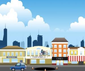 Moto Mania Micro : nouveau jeu de moto sur App Store